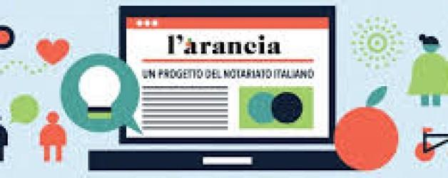 UN NUOVO PROGETTO OSPITATO DAL NETWORK DI CROWDFUNDING SOCIALE DE LARANCIA.ORG